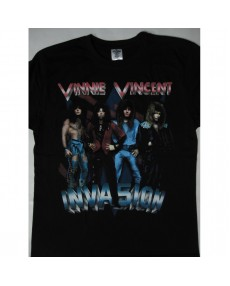 Vinnie Vincent – All Systems Go Tour '88  T-shirt